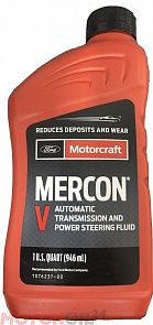 Ford Motorcraft Mercon V ATF