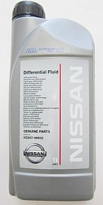 Nissan Differential Fluid GL-5 80W-90